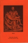 SPANISH PIETA PRAYER BOOKLET