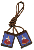 New Infant of Prague Scapular