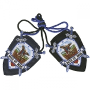 St.Michael Shield Scapular from the 1800's