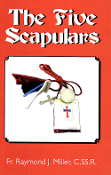The five scapulars booklet