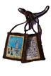 Our Lady of Fatima brown scapular
