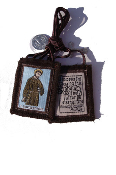 St.Francis brown scapular