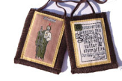 St.Jude brown scapular