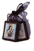 St.Theresa brown scapular