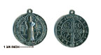 LARGE ST.BENEDICT MEDAL